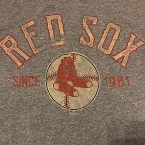 MLB Red Sox Women's T-shirt